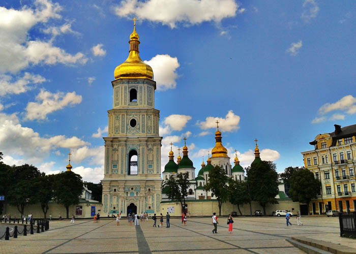 Экскурсия в Киеве: На выходные в Киев!