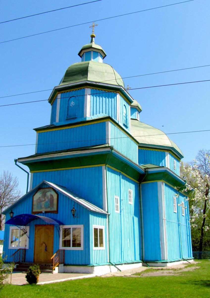 Туры по Украине: Белое озеро и Ровенский заповедник