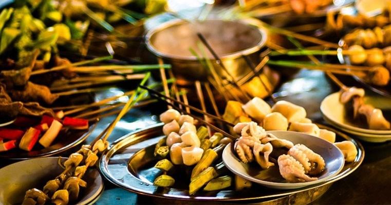 Фестиваль уличной еды «Средиземноморская кухня»
