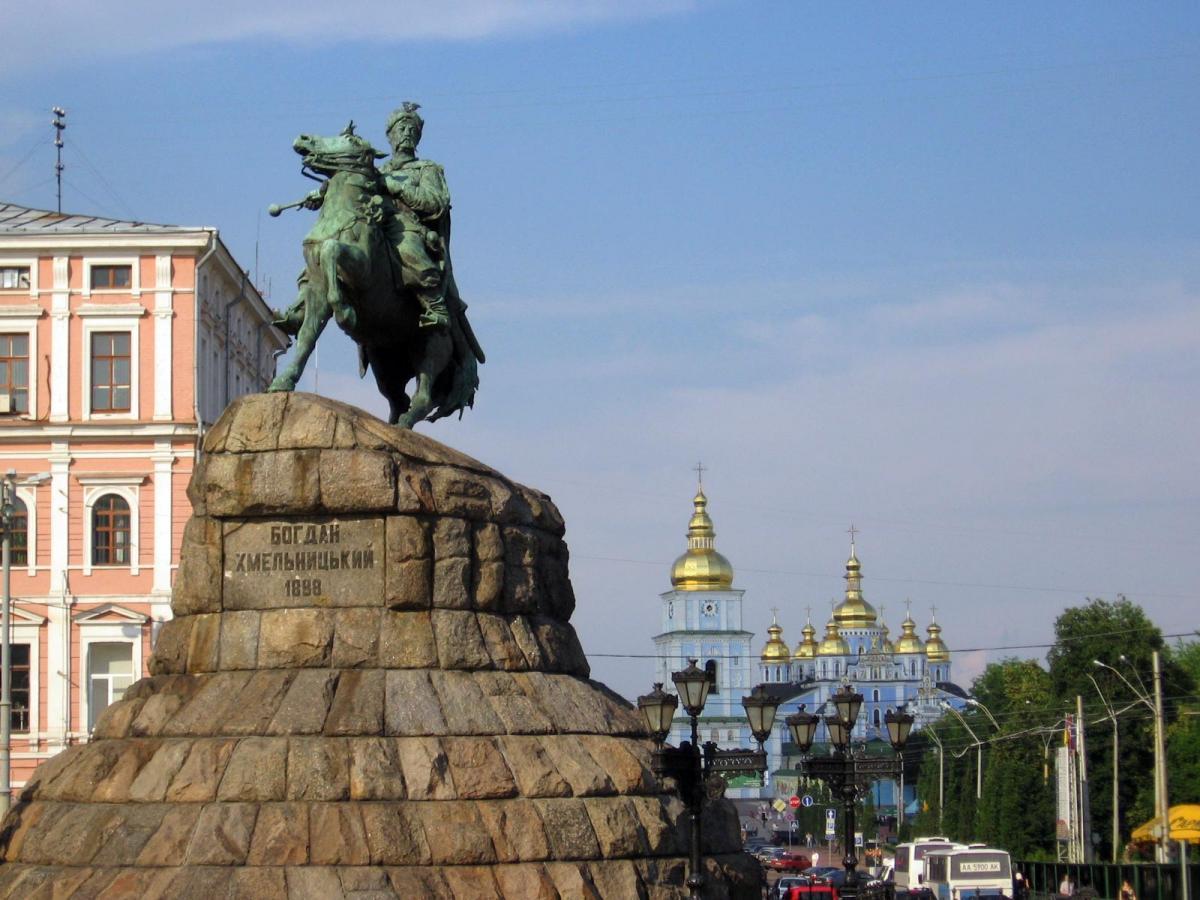Экскурсия по Киеву: Киев на английском! — Kyiv in English!