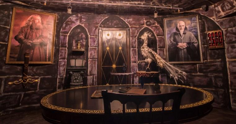 Магическая квест-комната