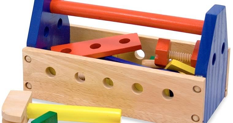 Деревянные игрушки в моде