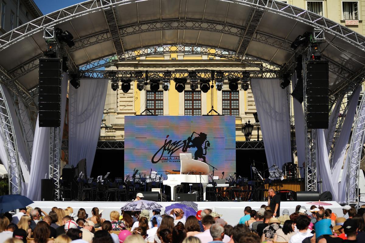 Тур по Украине: Тур во Львов на фестиваль кофе и джаза
