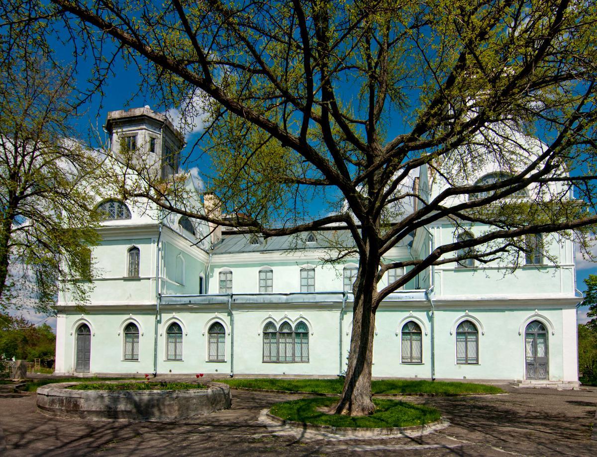 Тур по Украине: Канев + Золотая подкова Черкасчины