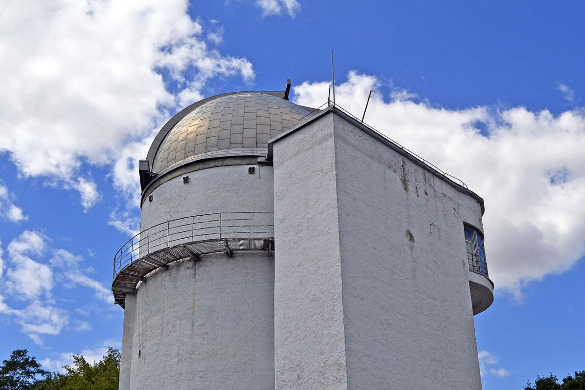 Экскурсия в Киеве: Под звездным небом. Экскурсия в обсерваторию