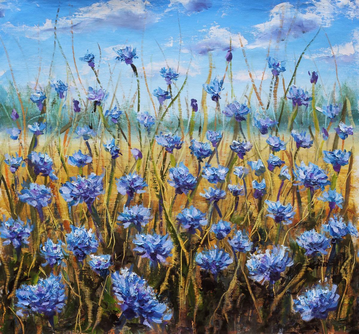 Мастер-класс в Киеве: Уроки живописи маслом для начинающих