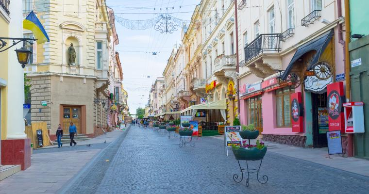 Тур по Украине: Буковинские жемчужины