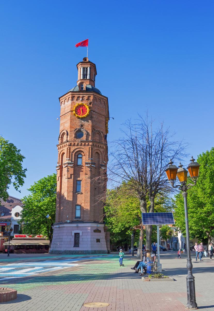 Тур по Украине: Благородное наследие Подолья