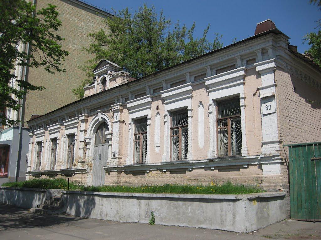 Экскурсия в Киеве: Мистический орнамент Лукьяновки
