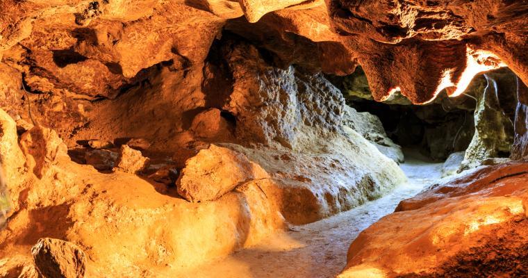Тур по Украине: Пещеры и водопады Тернопольщины