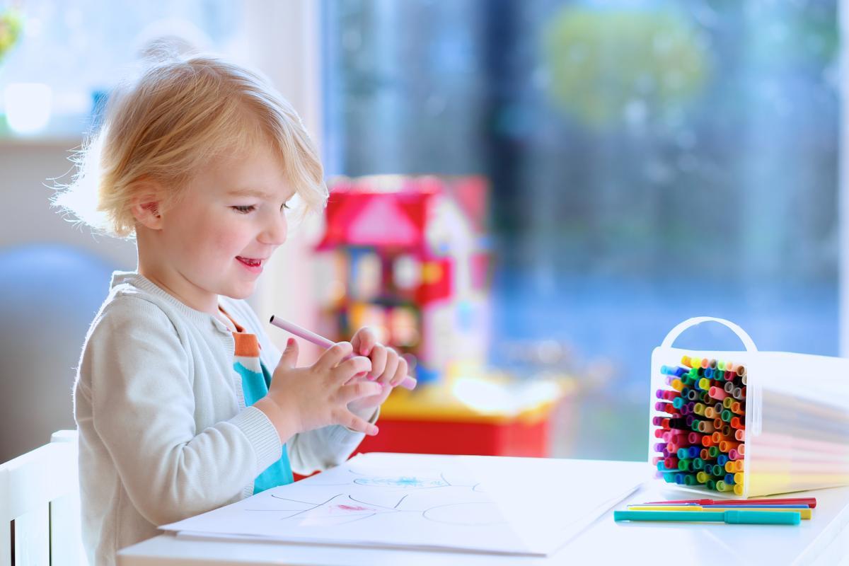 Мастер-класс в Киеве: Уроки живописи и рисунка для детей