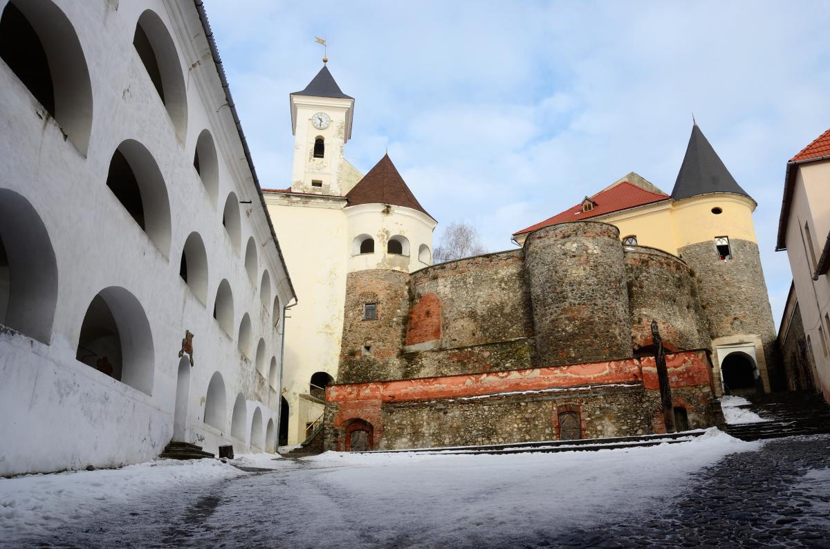 Тур по Украине: Новогоднее Закарпатье и Львов
