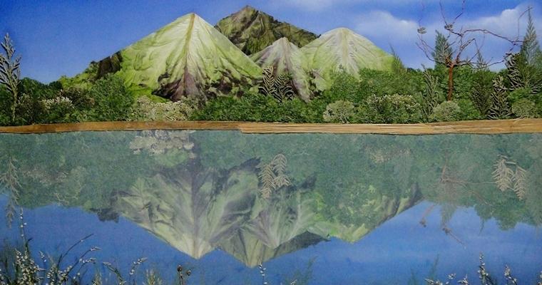 Выставка «Поющая флористика»
