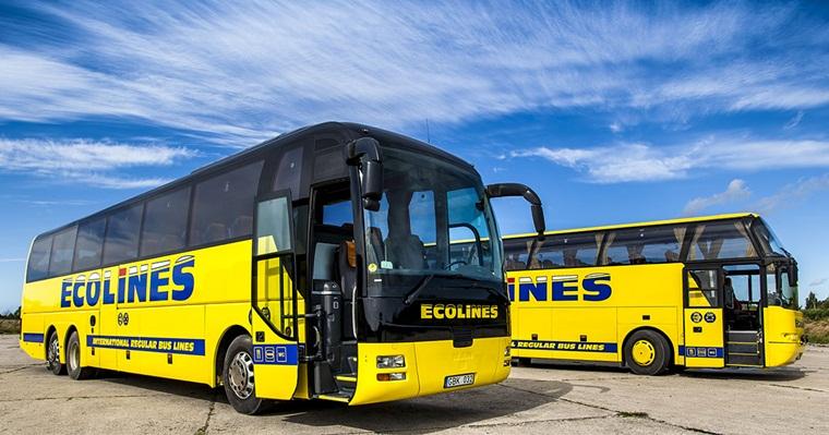 Автобус Киев Москва от ECOLINES
