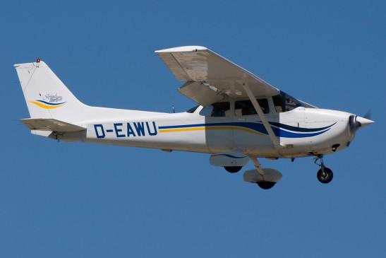 Развлечения в Киеве: Полет на Cessna 172