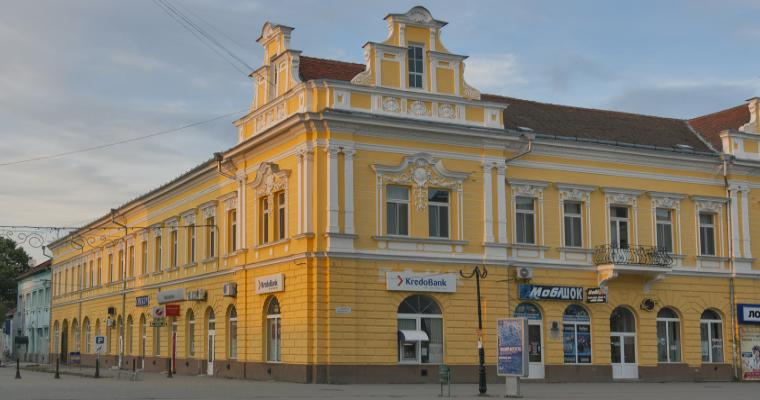 Тур по Украине: Новый год в Берегово