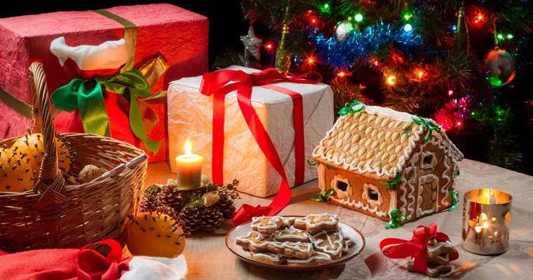 Спектакль в Киеве: Волшебный мир Рождества