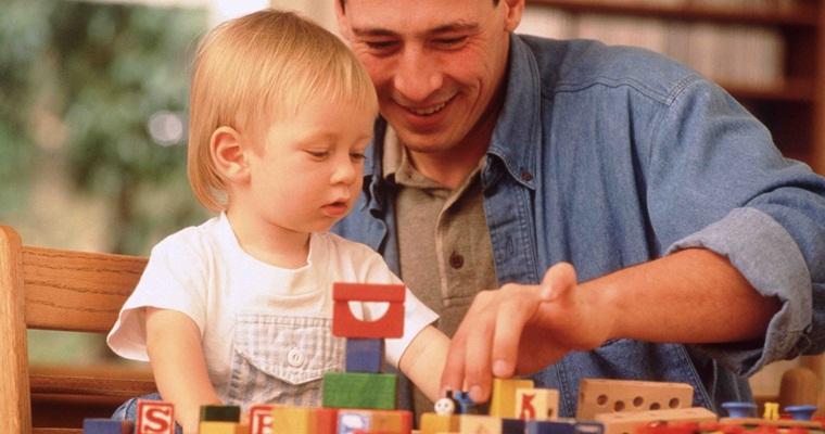Пока мамы нет дома: во что поиграть с ребенком?