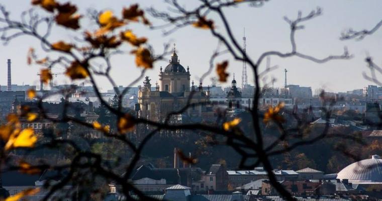 Тур по Украине: Осенний уик-енд во Львове