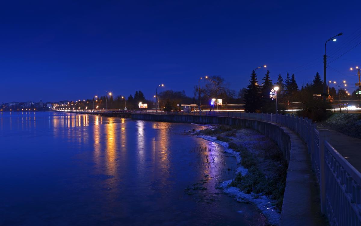 Тур по Украине: Файне місто! Выходные в Тернополе