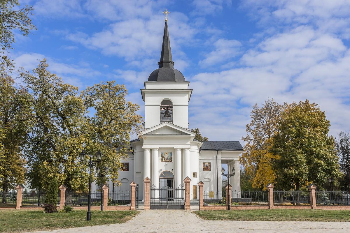Тур по Украине: Гетманские столицы