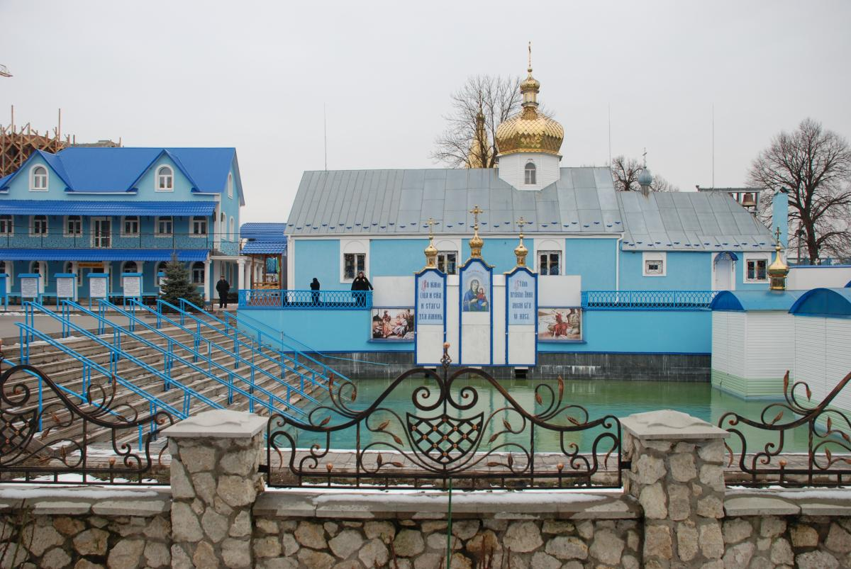 Рождественский тур к святыням Украины: Почаев, Зарваница + Львов