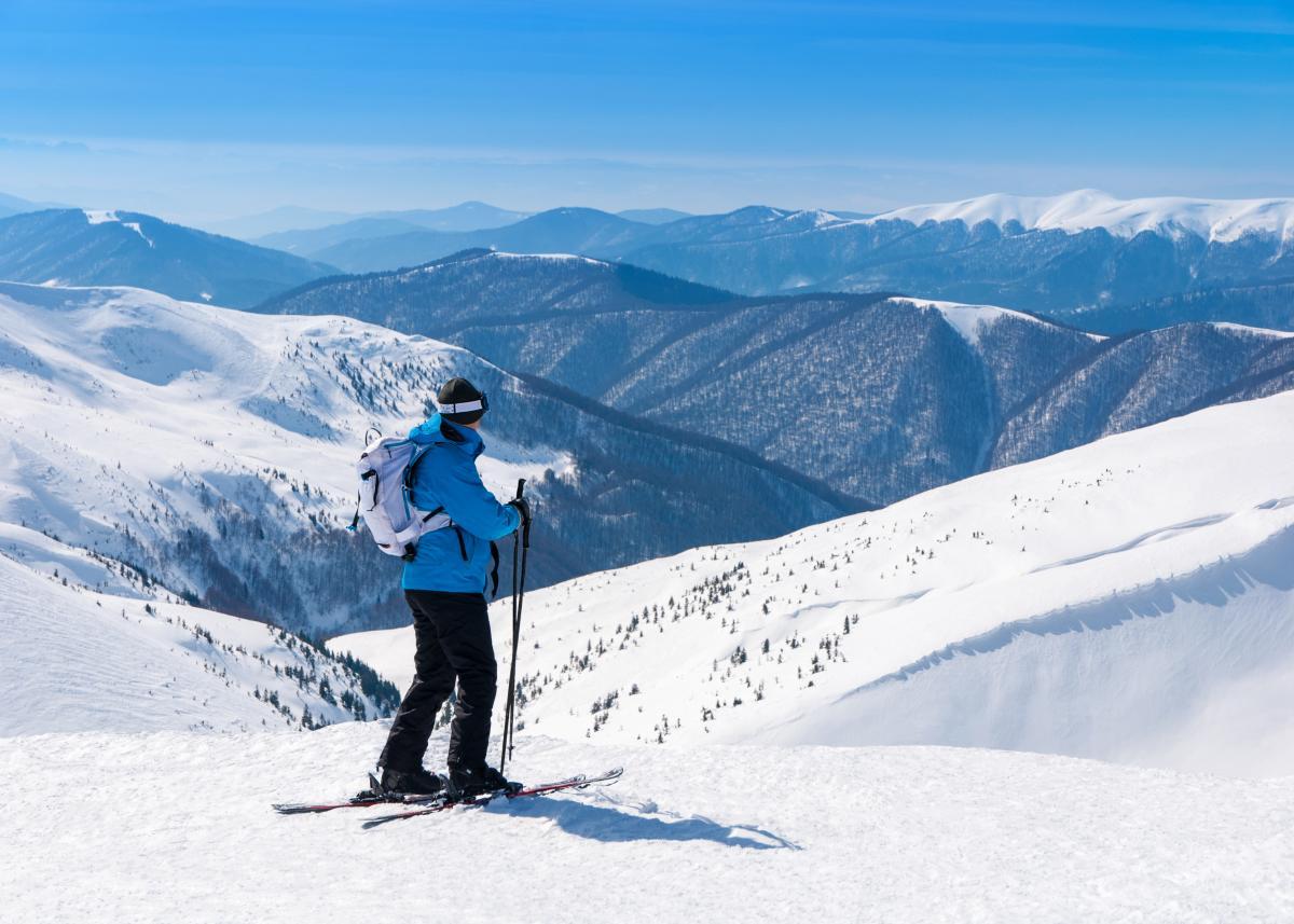 тур по Україні: Гірськолижний тур на Драгобрат в будні дні