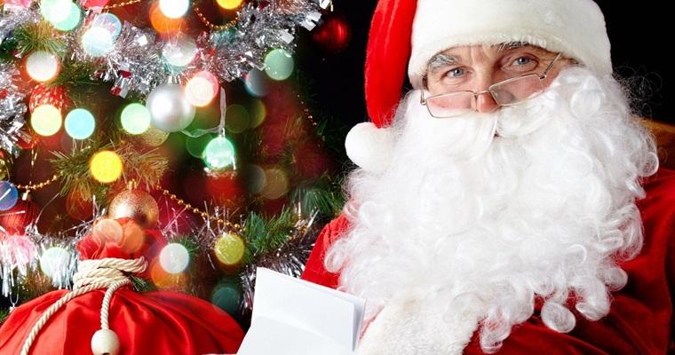Спектакль в Киеве: Дед Мороз в Королевстве Шоколада