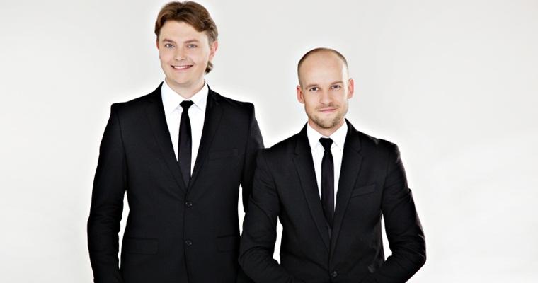 Концерт в Киеве: Братья Шумахеры