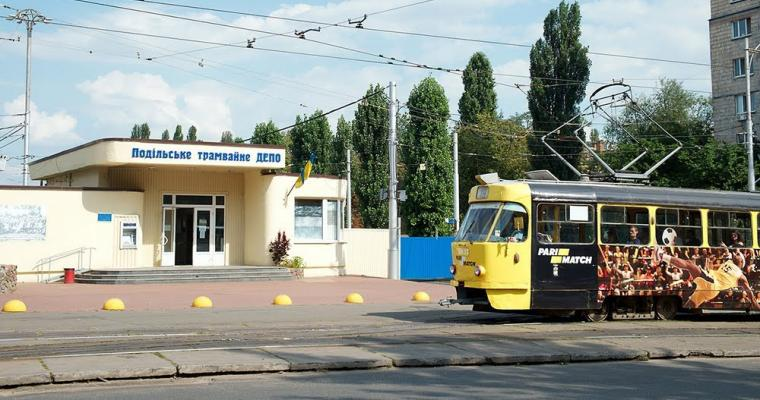 Экскурсия в Киеве: От конки к трамваю