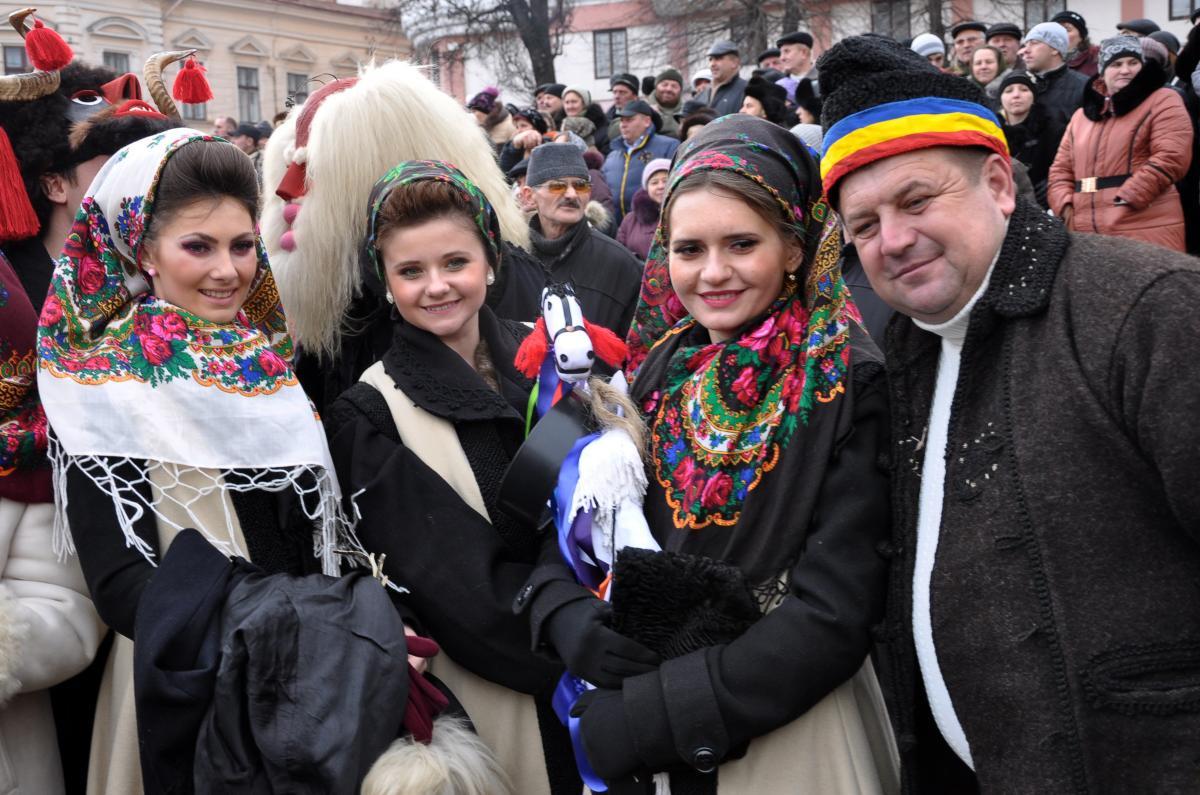 Тур по Украине: Маланка-фест в Черновцах