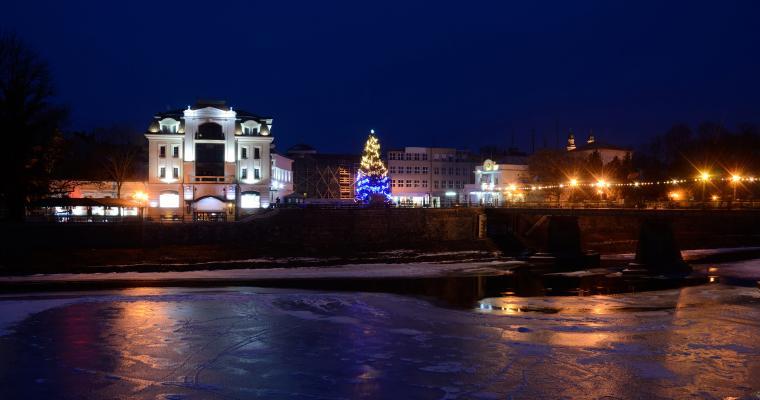 Тур по Украине: Новогодняя Магия Закарпатья