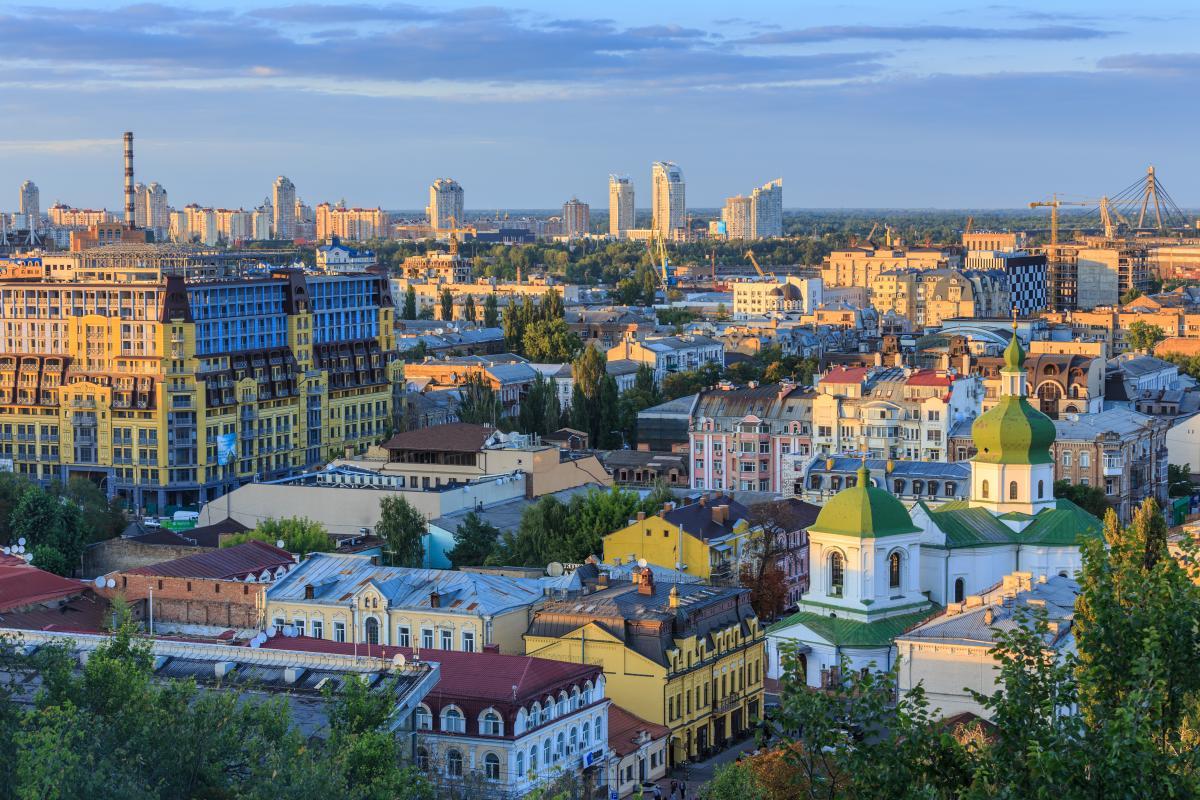 Экскурсия в Киеве: Без Подола Киев невозможен. Подол конца ХIX – начала XX века