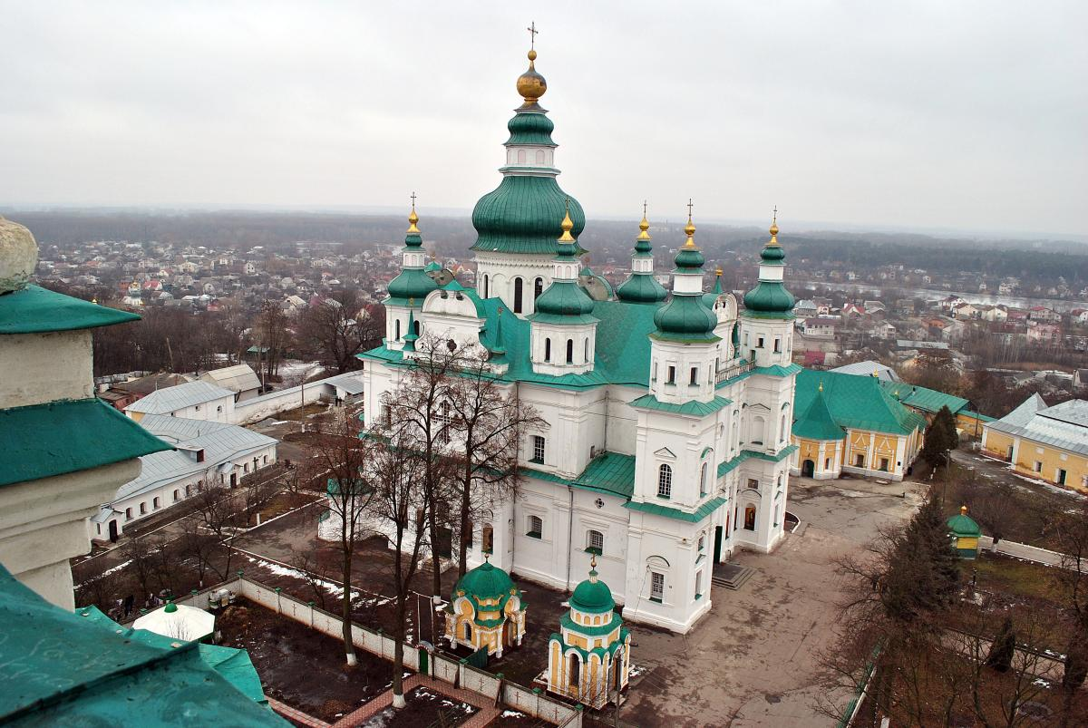 Тур по Укрине: Мистическое путешествие в Чернигов и Козелец
