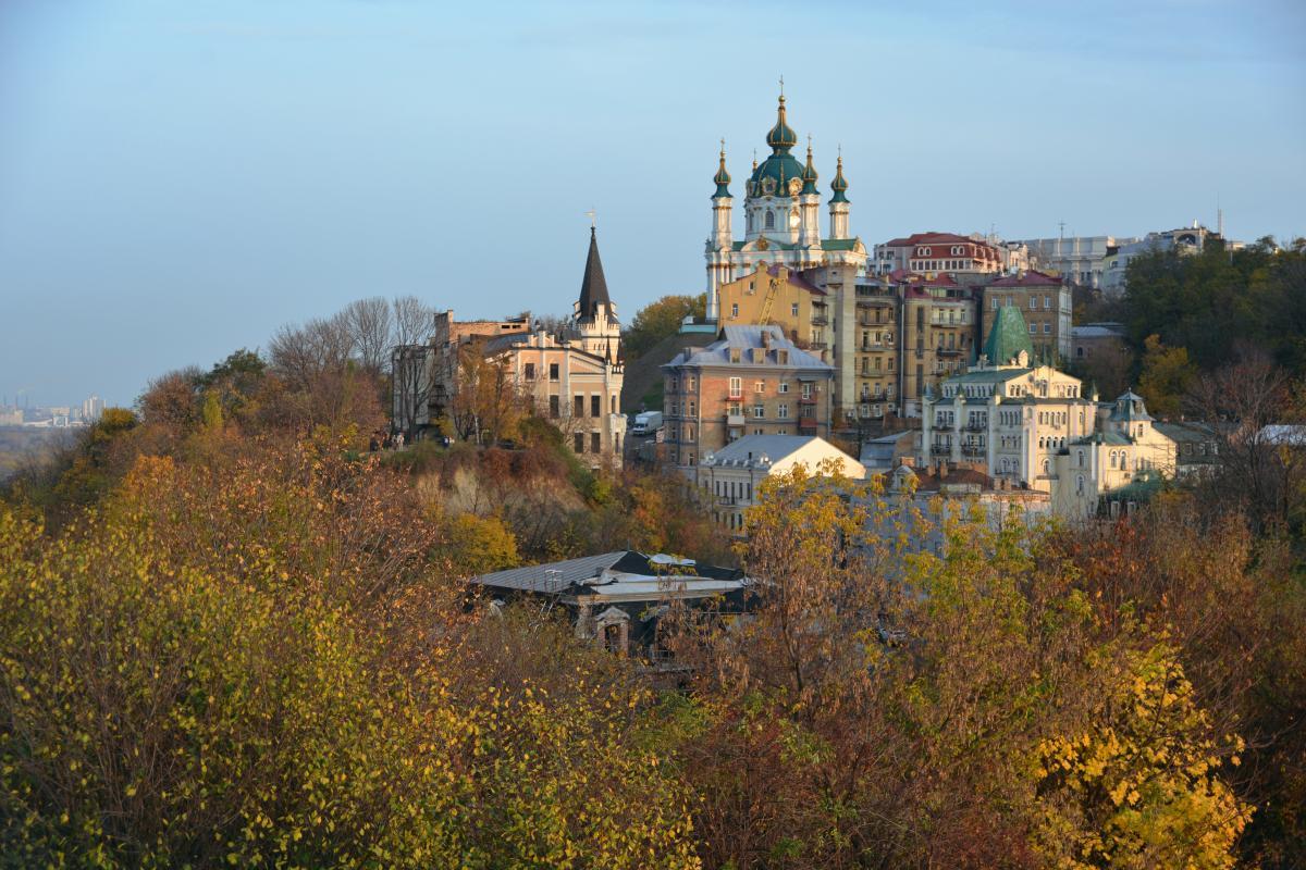 Экскурсия в Киеве: Чудеса и загадки Киева