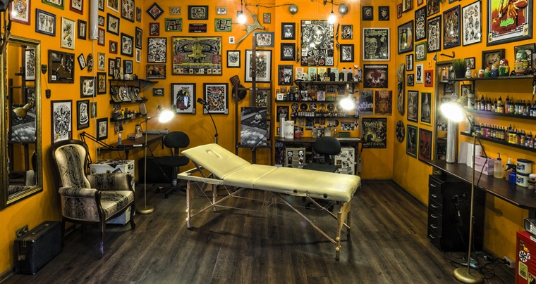 Как выбрать тату-салон в Киеве?