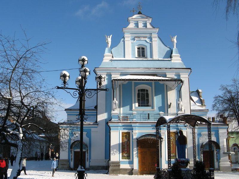 Тур по Украине: Львов для влюбленных