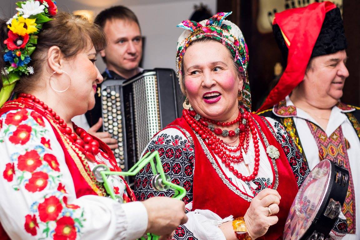 Развлечение в Киеве: Щедрый вечер в Киеве на празднике Маланки