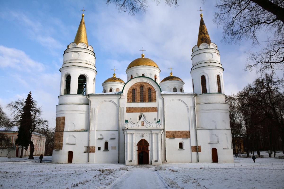 Тур по Украине: Зимняя экскурсия в Чернигов