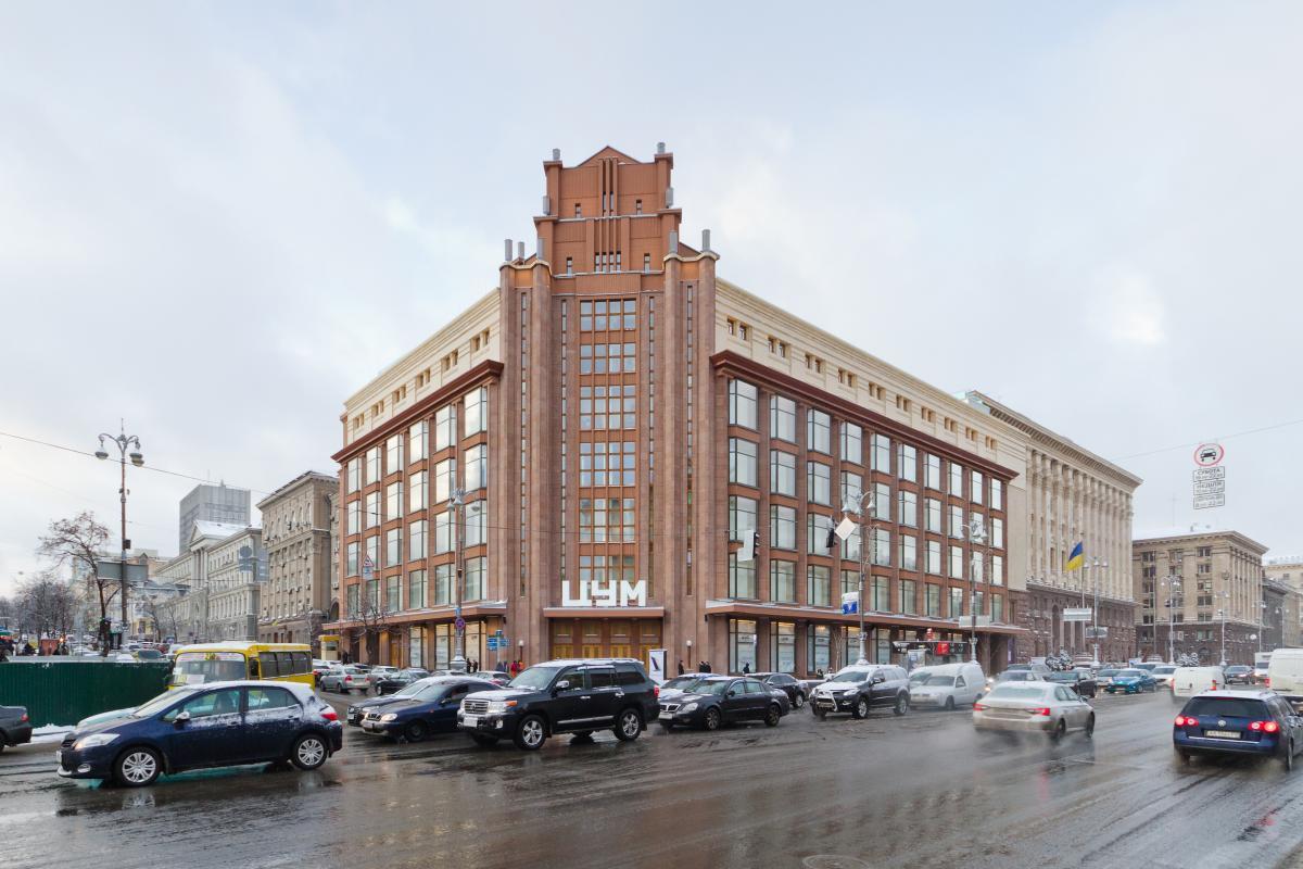 Экскурсия в Киеве: История одной улицы: улица Фундуклеевская