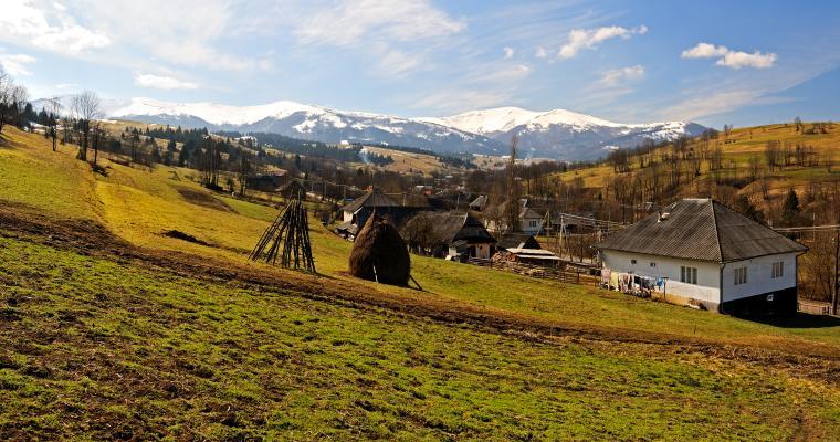 Тур по Украине: 7 дней в Закарпатье