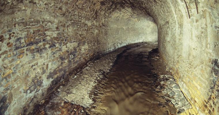 подземная река клов