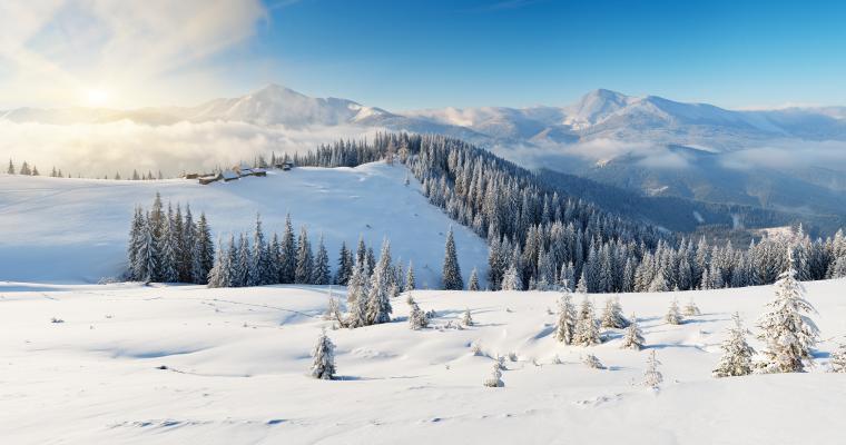 Тур по Украине: Зимний закарпатский вояж