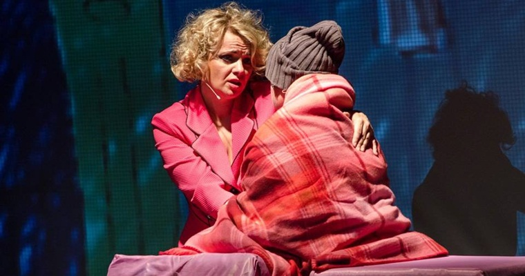 в Киеве: Оскар і Рожева пані