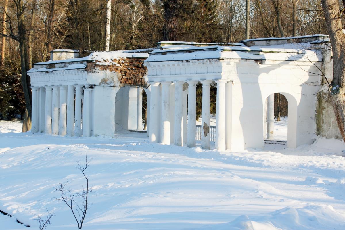 Тур по Украине: Зимняя Александрия