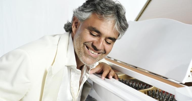 Концерт в Киеве: Andrea Bocelli (Андреа Бочелли)
