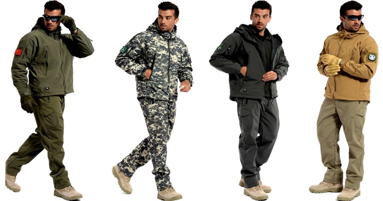 Куртки Софтшелл - лучший выбор путешественника
