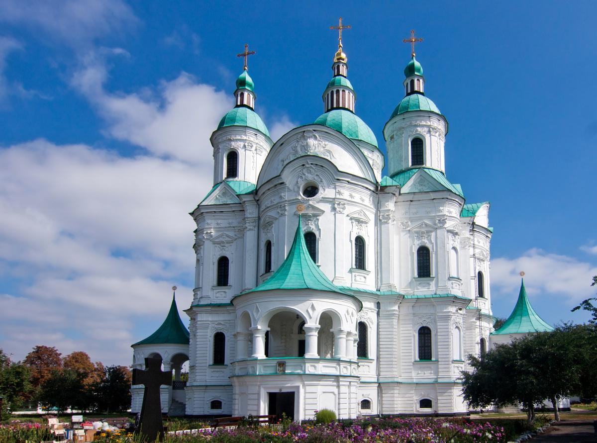 Тур по Украине: Чернигов и дендропарки