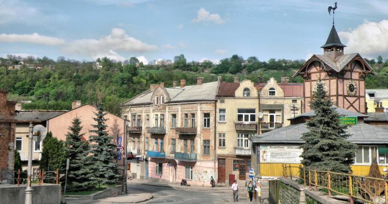 Тур по Украине: Австрийская архитектура