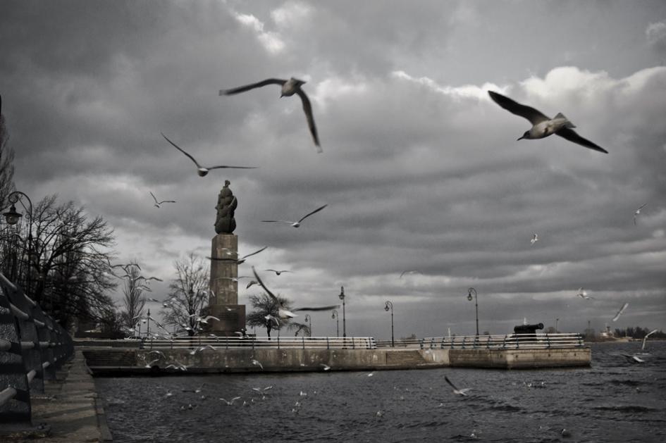 Тур по Украине: Солнечный Херсон